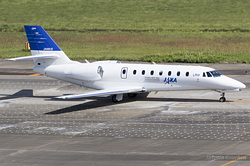 Cessna 680 Citation Sovereign Aerospace Exploration Agency (JAXA) JA68CE