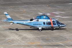 Agusta A109E Power Japan Police JA6922