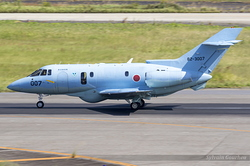 Raytheon U-125A Japan Air Self Defence Force 82-3007