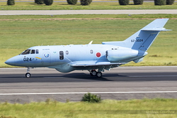 Raytheon U-125A Japan Air Self Defence Force
