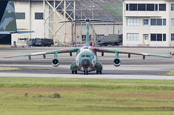 Kawasaki C-1 Japan Air Self Defence Force 78-1025