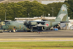 Lockheed KC-130H Hercules Japan Air Self Defence Force 95-1083
