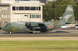 Lockheed C-130H Hercules Japan Air Self Defence Force 85-1086