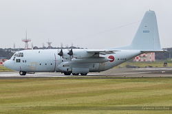 Lockheed C-130R Hercules Japan Maritime Self Defence Force 9053