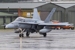 McDonnell Douglas EF-18M Hornet Spanish Air Force C.15-41 / 15-28