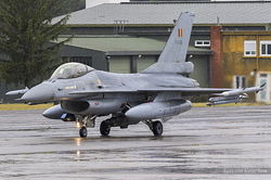 General Dynamics F-16AM Fighting Falcon Belgian Air Force FA-136