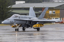 McDonnell Douglas EF-18M Hornet Spanish Air Force C.15-40 / 15-27