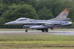 General Dynamics F-16AM Fighting Falcon Belgian Air Force FA-116