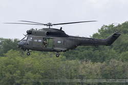Aerospatiale SA-330E Puma HC2 Royal Air Force ZJ956