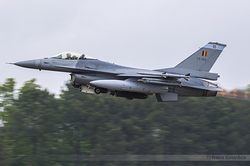 General Dynamics F-16AM Fighting Falcon Belgian Air Force FA-104