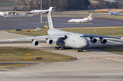 Lockheed C-5M Super Galaxy United States Air Force 87-0035