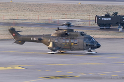 Aerospatiale AS332M-1 Super Puma Swiss Air Force T-340