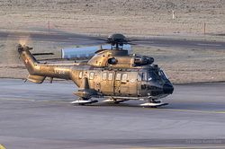 Aerospatiale AS332M-1 Super Puma Swiss Air Force T-318