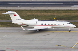 Gulfstream G450 Bahrain Royal Flight A9C-BHR
