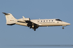 Bombardier Learjet 60 FAI Flight-Ambulance D-CFAF