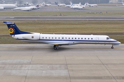 Embraer ERJ-145LR Belgian Air Force CE-03