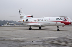 Dassault Falcon 900B Spanish Air Force T.18-1 / 45-40