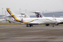 Dassault Falcon 7X Ecuadorian Air Force FAE-052