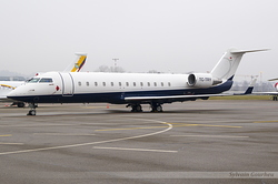 Bombardier CRJ-200 Turkish Government TC-TRY