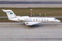 Gulfstream G450 Royal Saudi Medevac HZ-MS4C