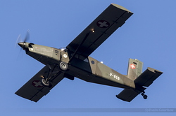 Pilatus PC-6/B2-H2M-1 Turbo Porter Swiss Air Force V-618