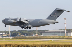 McDonnell Douglas C-17A Globemaster III United States Air Force 01-0192