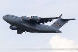 McDonnell Douglas C-17A Globemaster III United States Air Force 02-1101